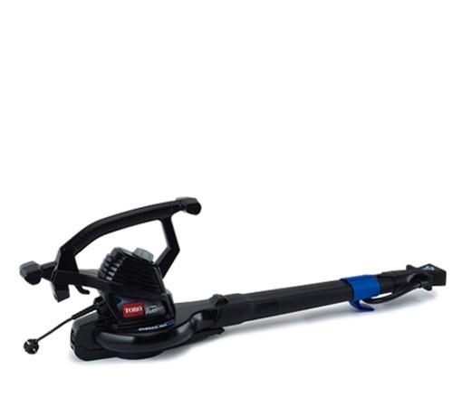 TORO Platinium-Blower / Elektro Saug/Blasgerät mit neuem Blasrohr und variable Leistung ( 51558)