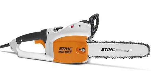 STIHL Elektro-Motorsäge MSE 190, Schnittlänge 30-35cm, 1,9kW, 3,8kg Gewicht