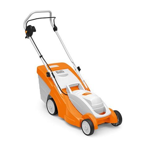 STIHL RME 339, Elektro Rasenmäher für Rasenflächen bis 500qm