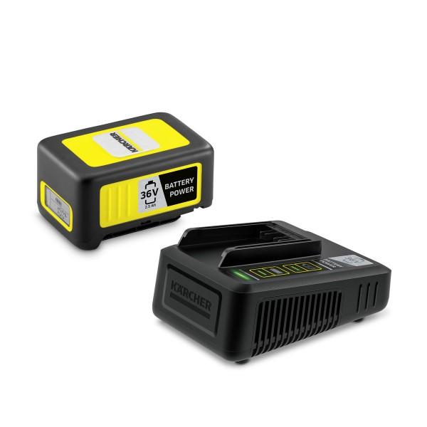 Kärcher Starter Kit Battery Power 36/25 Wechselakku + Ladegerät
