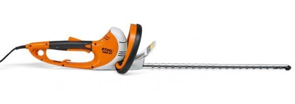 STIHL geräuscharme Elektro-Heckenschere HSE 61, mit Schnittlänge 60cm