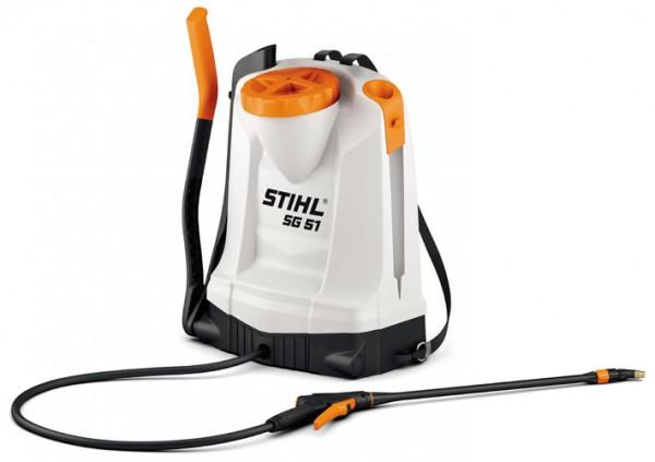 STIHL Spritzgerät SG 51 mit Behälterinhalt 12,0 Liter, Gewicht 4,5 kg