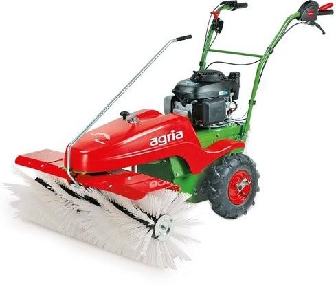 AGRIA 7100 Cleanstar Kehrmaschine mit Schneepflug