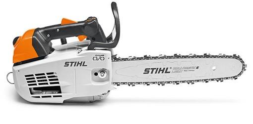 STIHL Motorsäge MS 201 TC-M, Leistung 2,4PS, Schienenlänge 30-35cm, 3,7kg Gewicht
