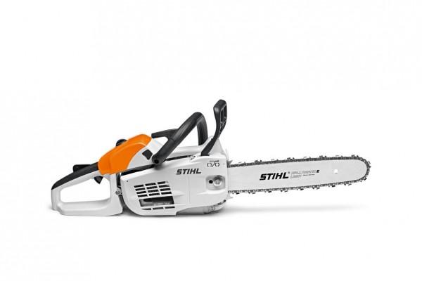 STIHL Motorsäge MS 201 C-M, Leistung 2,4PS, Schienenlänge 30-35cm, 4,0kg Gewicht