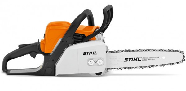 STIHL Motorsäge MS 170, Leistung 1,6PS, Schienenlänge 30cm, 4,1kg Gewicht