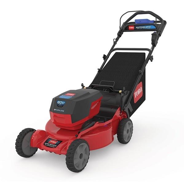 TORO 48cm Super Recycler selbstfahrender Rasenmäher mit 60V Flex-Force Power System™ 21848