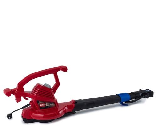 TORO Ultra-Blower / Elektro Saug/Blasgerät mit ALU Lüfterrad und variable Leistung ( 51581)