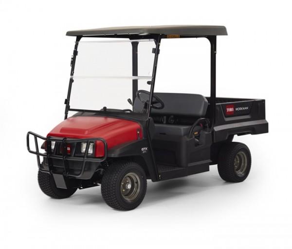 Toro Workman® GTX Benzin-Transporter incl. STVZO, Ein Muster Gutachten liegt bei!