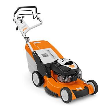 STIHL RM 655 VS, Rasenmäher mit Vario-Antrieb+Messer-Brems-Kupplung, 3,4PS Leistung