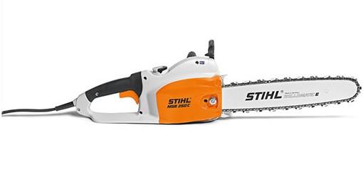 STIHL Elektro-Motorsäge MSE 250 Schnittlänge 40-45cm, 2,5kW, 4,6kg Gewicht