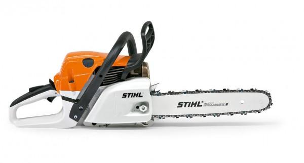 STIHL Motorsäge MS 241 C-M, Leistung 3,1PS, Schienenlänge 35-40cm, 4,5kg Gewicht