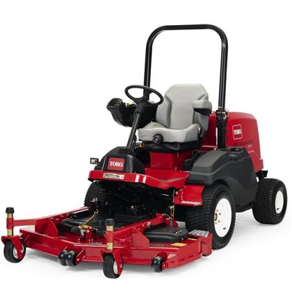 Toro Groundsmaster® 3200 mit CrossTrax® Allradantrieb, Vorführgerät, Arbeitsbreite 152cm