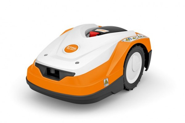 STIHL RMI 522 C Kompakter Mähroboter für mittelgroße Rasenflächen, Schnittbreite 20cm
