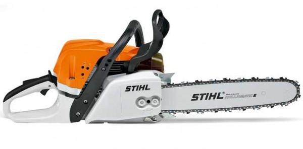 STIHL Motorsäge MS 311, Leistung 4,2PS, Schienenlänge 37-40cm, 6,2kg Gewicht