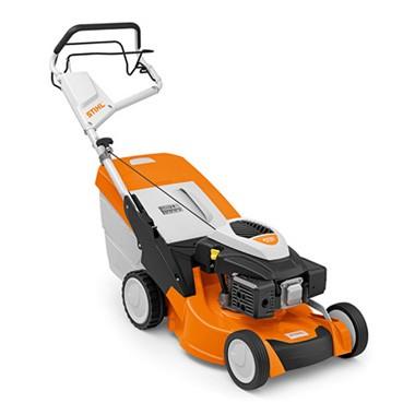 STIHL RM 650 T, Rasenmäher mit Radantrieb und 3-in-1 Funktion, Leistung 3,5PS