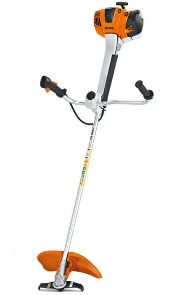 STIHL Benzin Freischneider FS 490 C-EML, 185cm Länge für besonders große Nutzer/Anwender