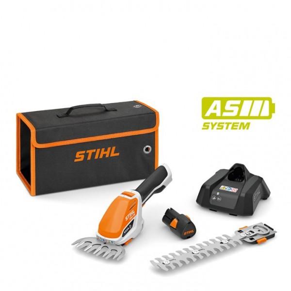 STIHL AKKU-Strauchschere HSA 26 Set mit AKKU und Ladegerät