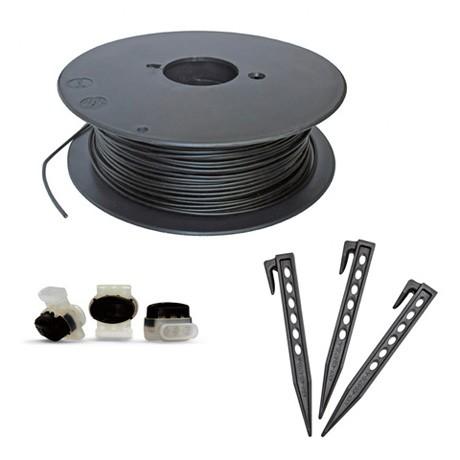 STIHL Kit S Installations-Kit für kleinere Flächen passend für iMOW® Mähroboter