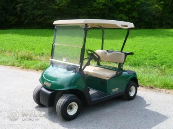 Gebrauchtes RXV Golfcart der Marke E-Z-GO Baujahr 2008