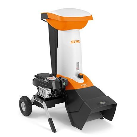 STIHL Benzin Häcksler GH 460, Benzin Häcksler für Astmaterial bis 60mm, mit 4,6 PS