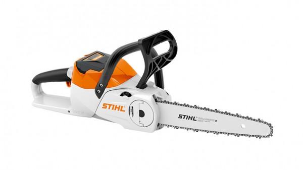 STIHL Motorsäge MSA 120 C-B ohne AKKU und Ladegerät, 30cm Schienenlänge
