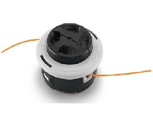 STIHL Mähkopf AutoCut C 26-2, Praktischer Zweifaden-Mähkopf für Motorsensen