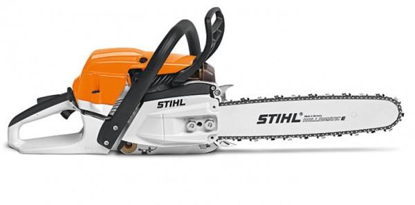 STIHL Motorsäge MS 261 C-M, Leistung 4,1PS, Schienenlänge 35-40cm, 4,9kg Gewicht