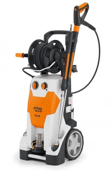 STIHL Hochdruckreiniger RE 272 Plus mit Arbeitsdruck von 45 - 150 Bar, max. 200 Bar