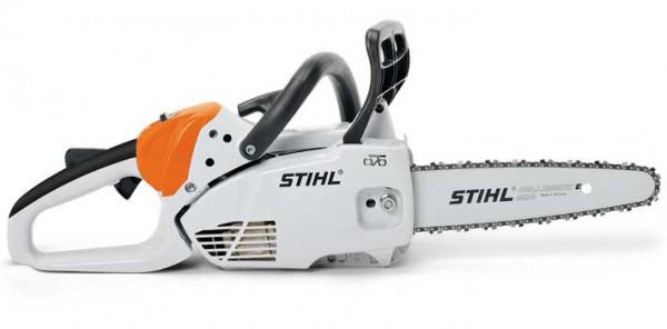 STIHL Motorsäge MS 151 C-E, PM 3 Leistung 1,5PS, Schienenlänge 25 - 30cm, 2,8kg Gewicht