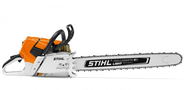 STIHL Motorsäge MS 661 C-M, Wettkampfsäge, Leistung 7,4PS, Schienenlänge 50-71cm, Gewicht 7,4kg