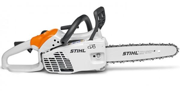 STIHL Motorsäge MS 193 C-E, Leistung 1,8PS, Schienenlänge 30-35cm mit ErgoStart