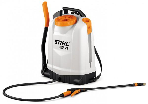 STIHL Spritzgerät SG 71 mit Behälterinhalt 18,0 Liter, Gewicht 4,8 kg
