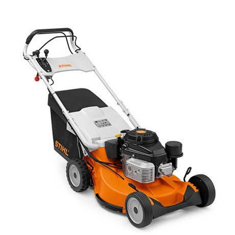 STIHL RM 756 GS, Benzin-Rasenmäher mit Radantrieb 3,9 PS,Fläche bis 3000qm