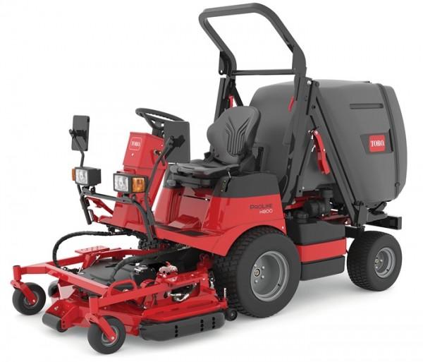 Toro ProLine H800 Diesel-Rasenmäher mit Direktaufnahme, Leistung 24,7PS, Arbeitsbreite 126cm