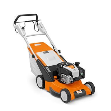 STIHL RM 545 VE, Rasenmäher mit Vario-Radantrieb und E-Start, Leistung 3,5PS