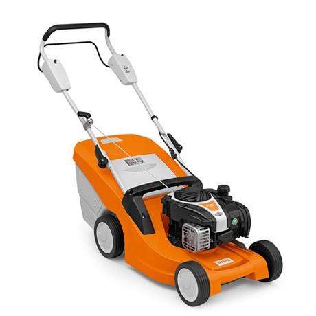 STIHL Benzin-Rasenmäher RM 443, Leistung 2,8PS, Schnittbreite 41cm, 55l Fangkorb