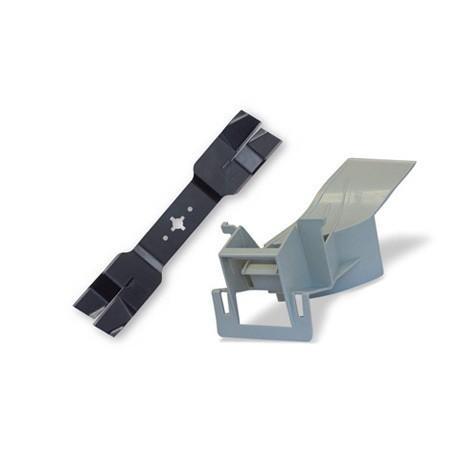 STIHL Mulch-Kit AMK 048 - nachrüstbares Mulch-Kit für Mäher mit Schnittbreite 46 cm
