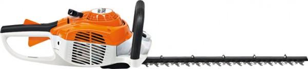 STIHL Benzin-Heckenschere HS 46 mit Einhebelbedienung, Leistung 0,9PS, 45cm Schnittlängen