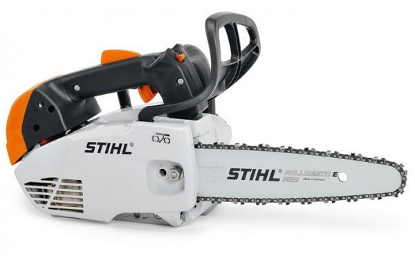 STIHL Motorsäge MS 151 TC-E, Leistung 1,5PS, Schienenlänge 25-30cm mit ErgoStart
