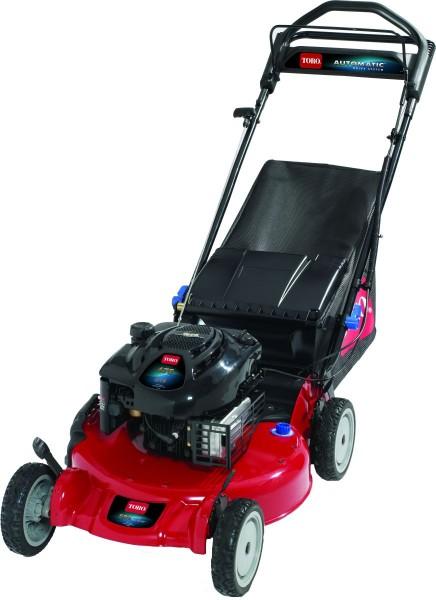 Toro 53cm Super Recycler mit Alu-Gehäuse System und Automatic Drive Antrieb (21690)